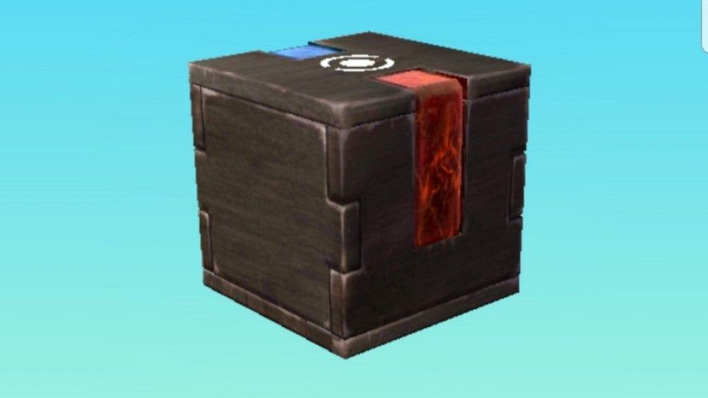 pokemon go, mystery box