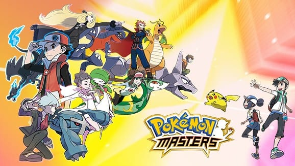 pokemon masters, type