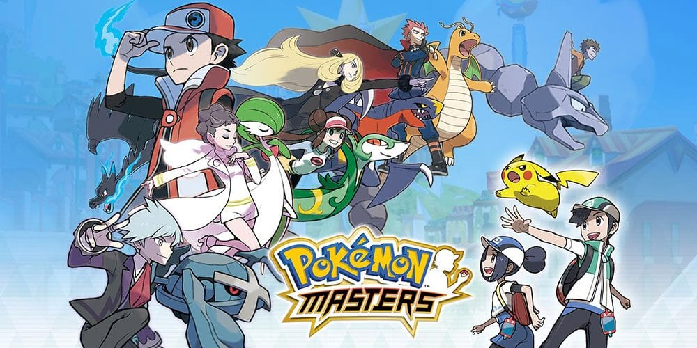 Pokémon Masters, How to Increase Sync Pair Potential