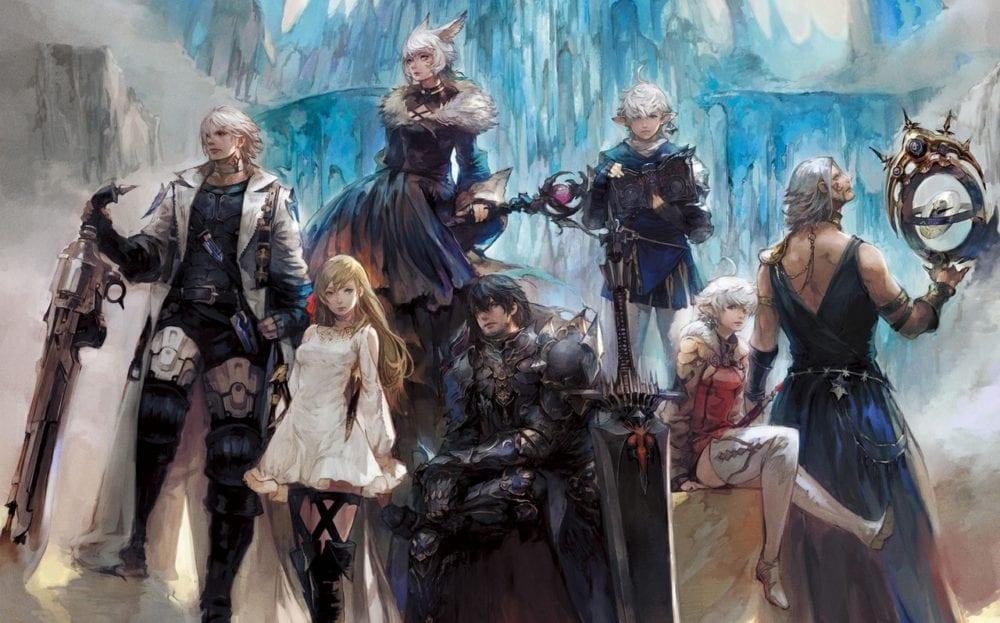 final fantasy xiv, shadowbringers, ffxiv
