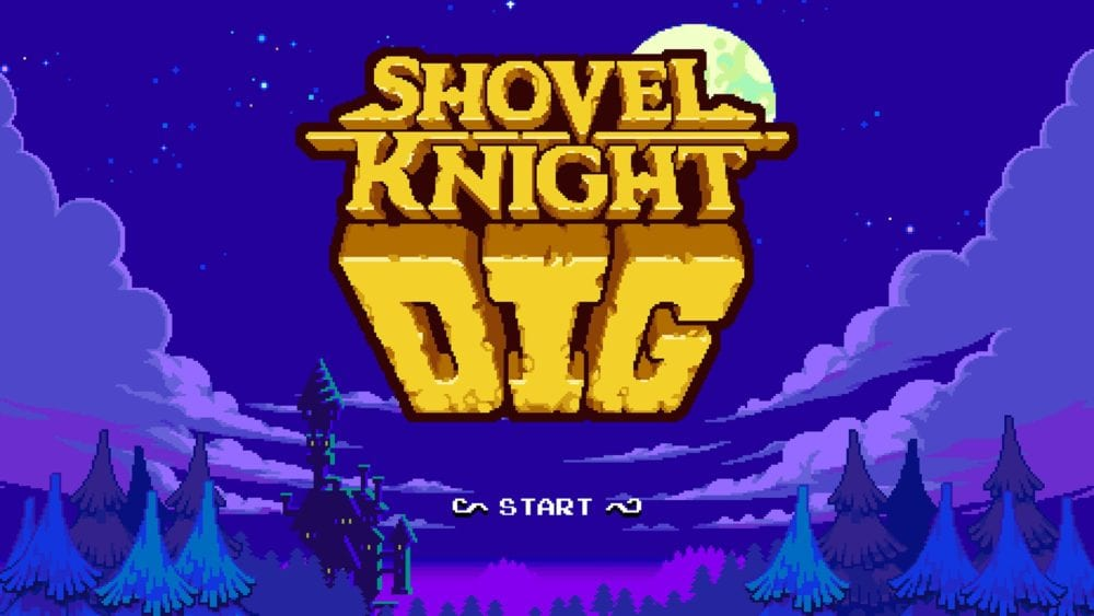 Yacht Club Games Shovel Knight Dig