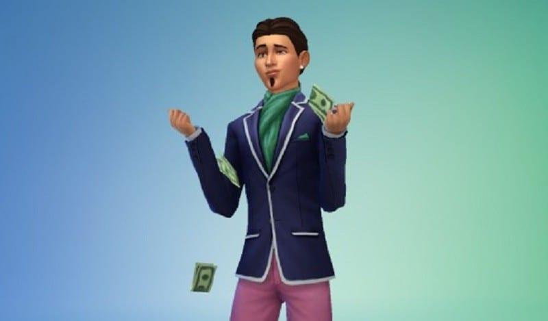 Sims 4, money