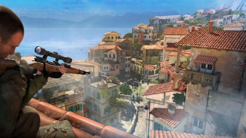 sniper elite 4, shoulder aimed kills