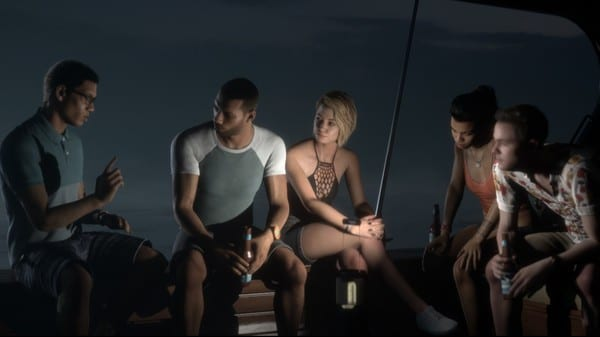 man of medan, How to Play Co-Op Multiplayer