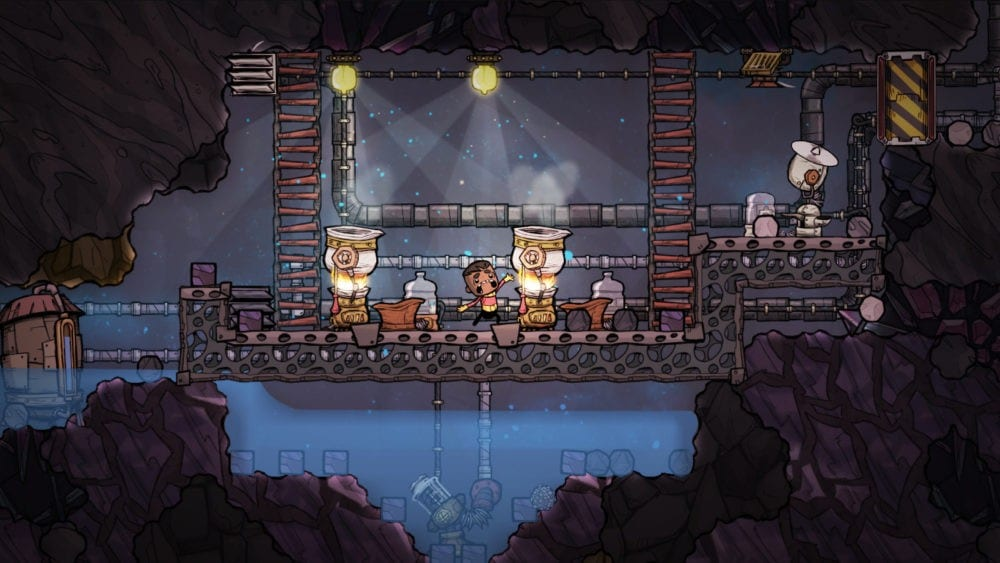 Oxygen Not Included, Slime