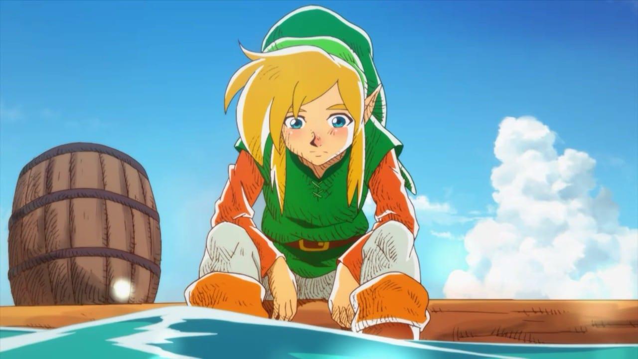 Zelda Link S Awakening Secret Seashell Locations How To Get