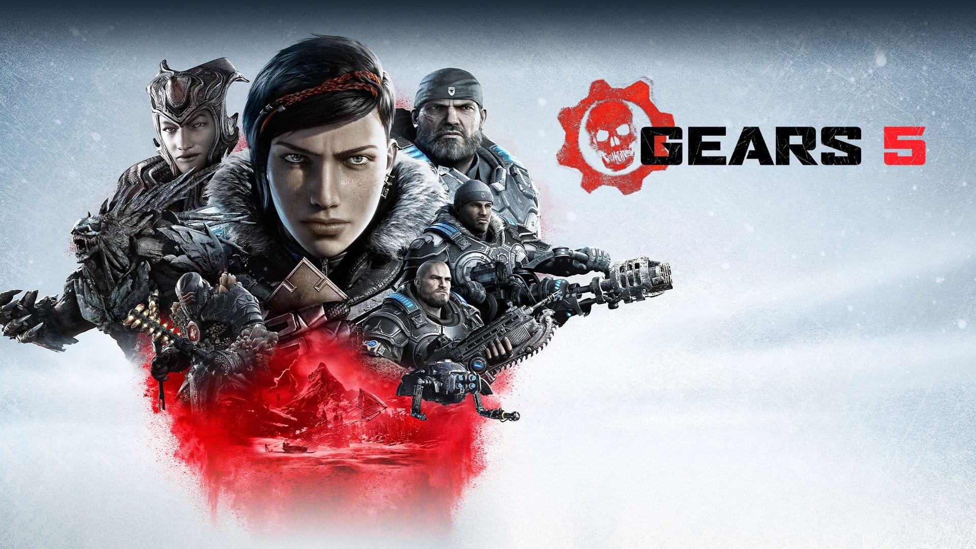 Gears of War 5, skiff