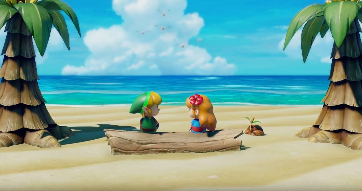 Link's Awakening New Trailer