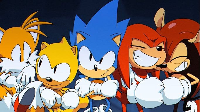 sonic the hedgehog sale switch 3DS eshop