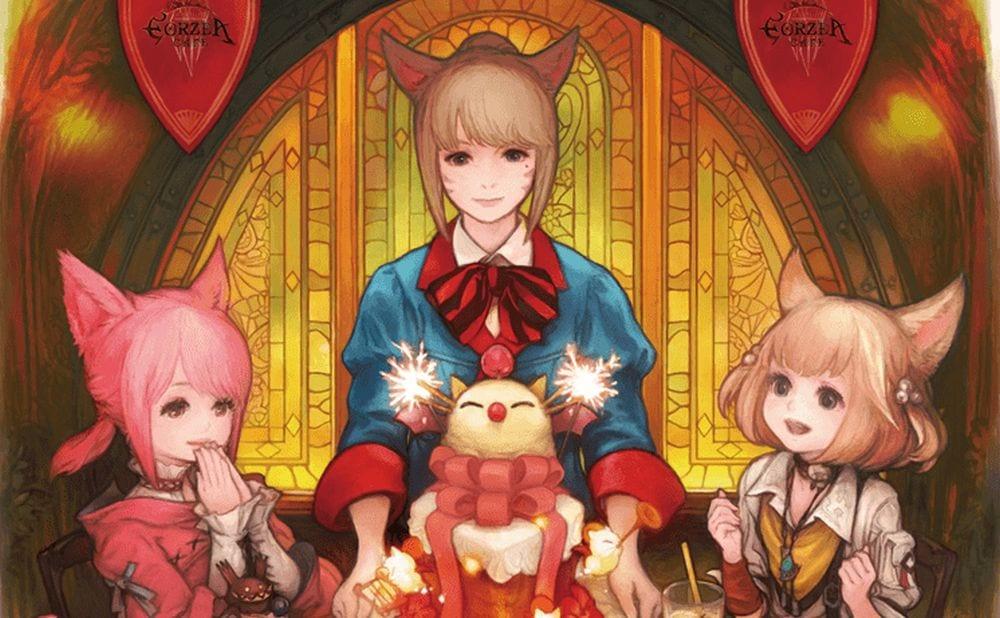 Final Fantasy XIV Eorzea Cafe