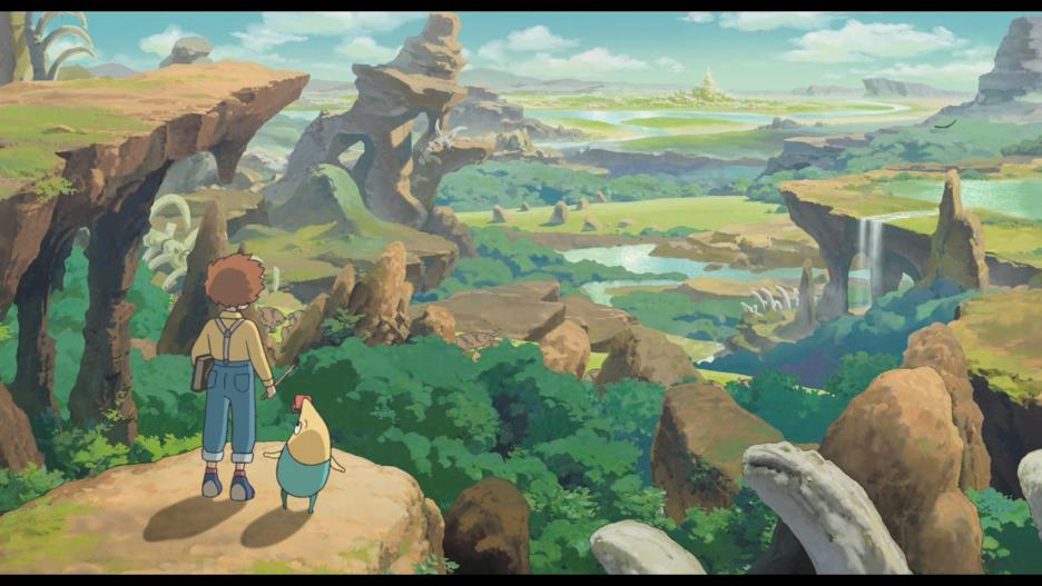 ni no kuni, horace riddle