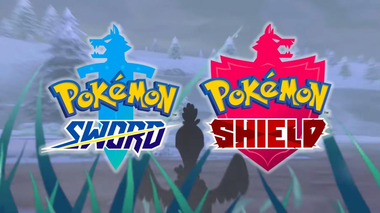 sword and shield, pokemon