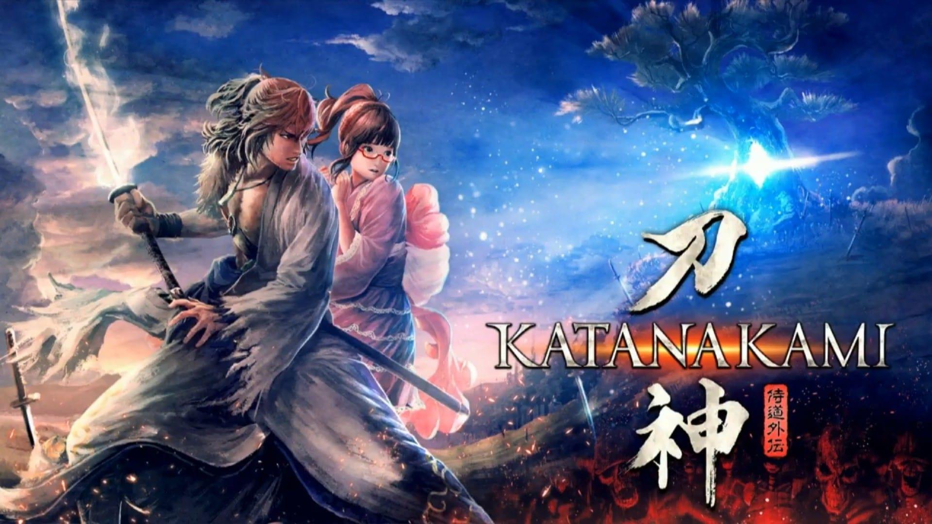 Samurai Gaiden Katanakami (1)