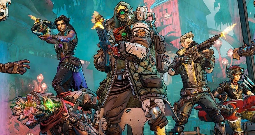borderlands 3, how to melee