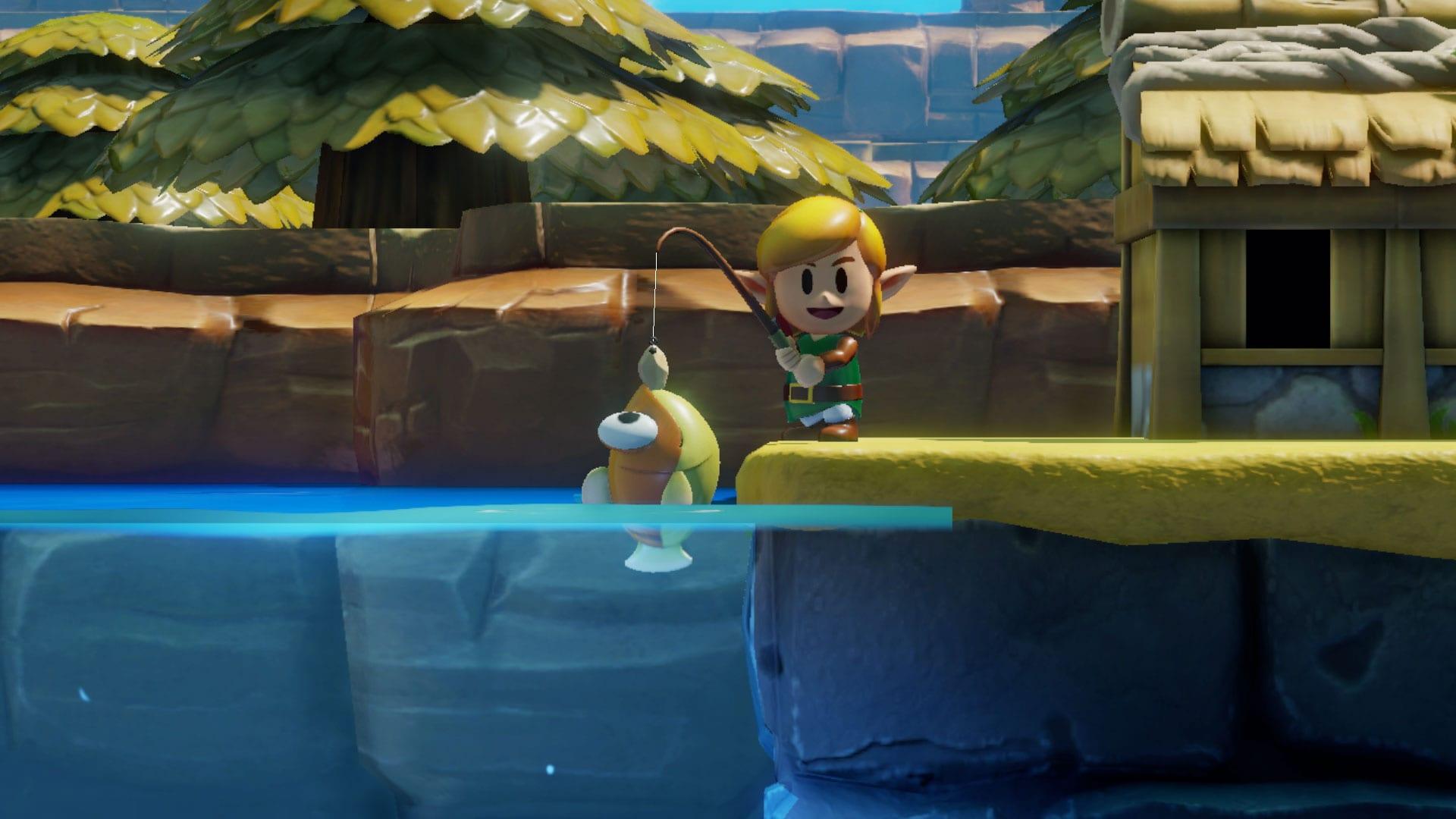 Zelda Link S Awakening How To Fast Travel