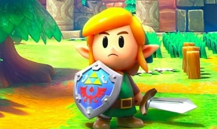 how to light torches in link's awakening