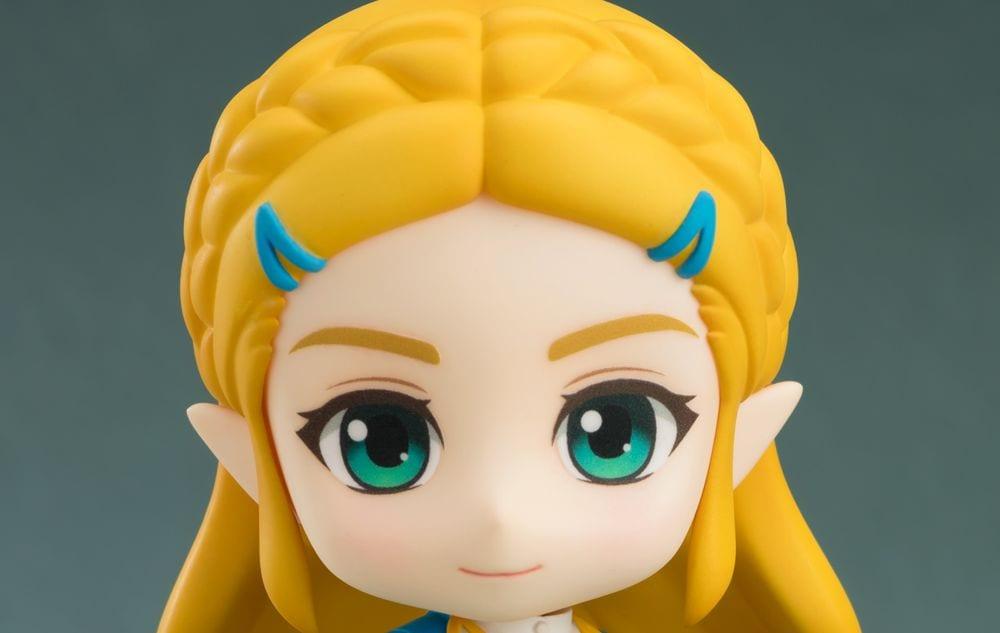 Zelda Nendoroid