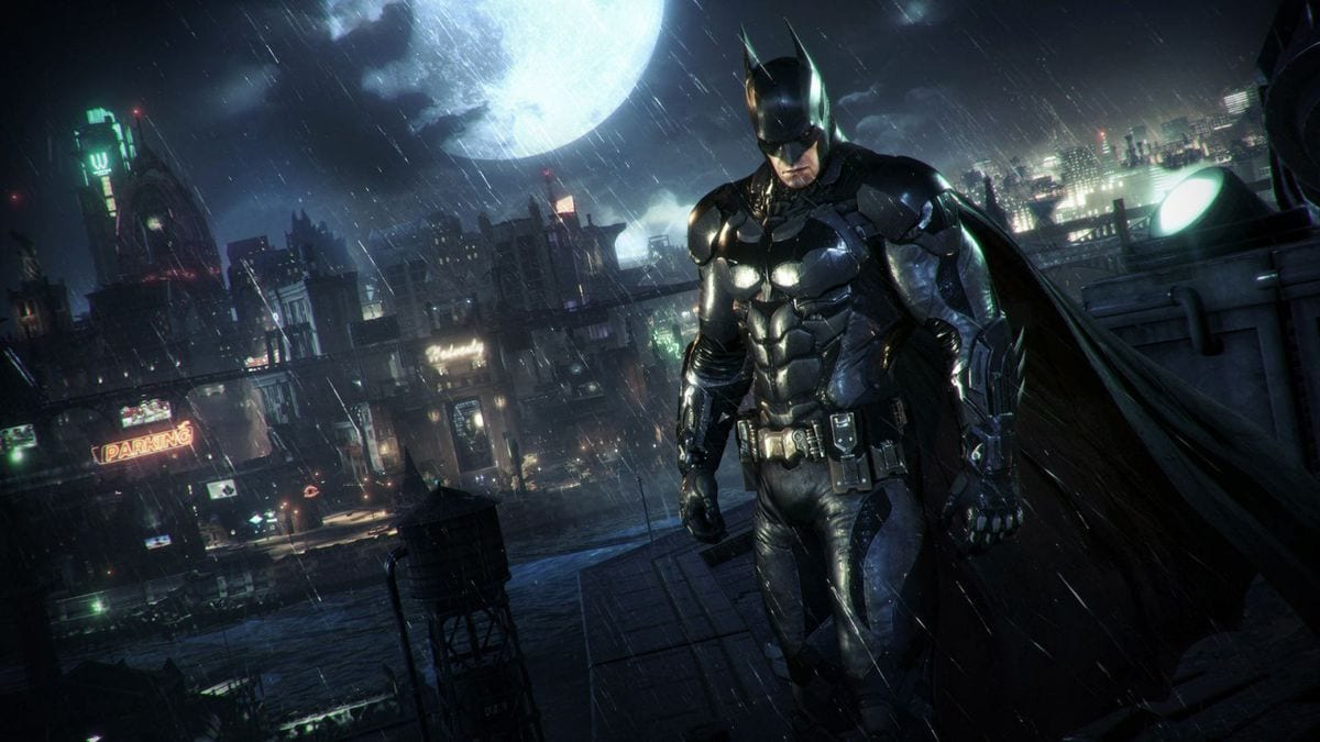 costumes skins Arkham Knight How to Change Skins