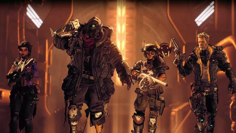 borderlands 3, cooperation, coopetition