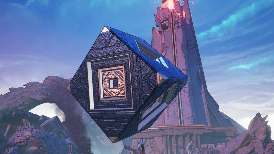 borderlands 3 cube puzzle