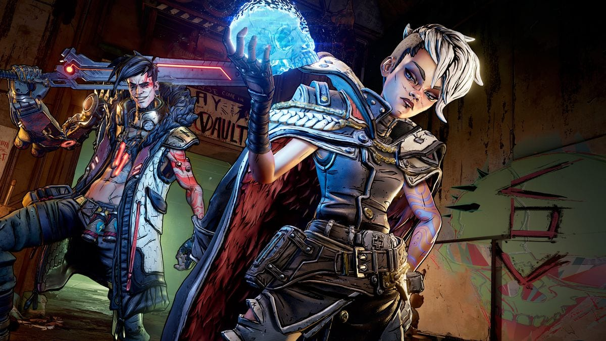 Borderlands 3, How to Jump