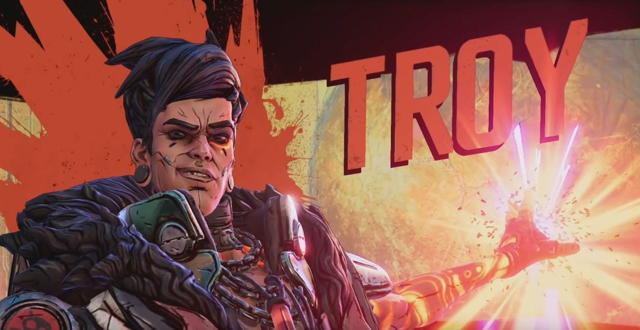 Borderlands 3, How to Beat Troy
