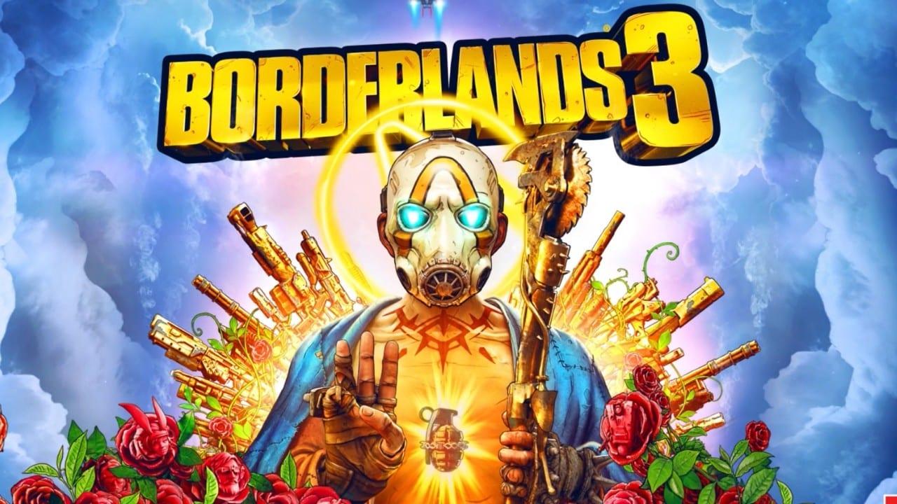 borderlands 3, infinity pistol