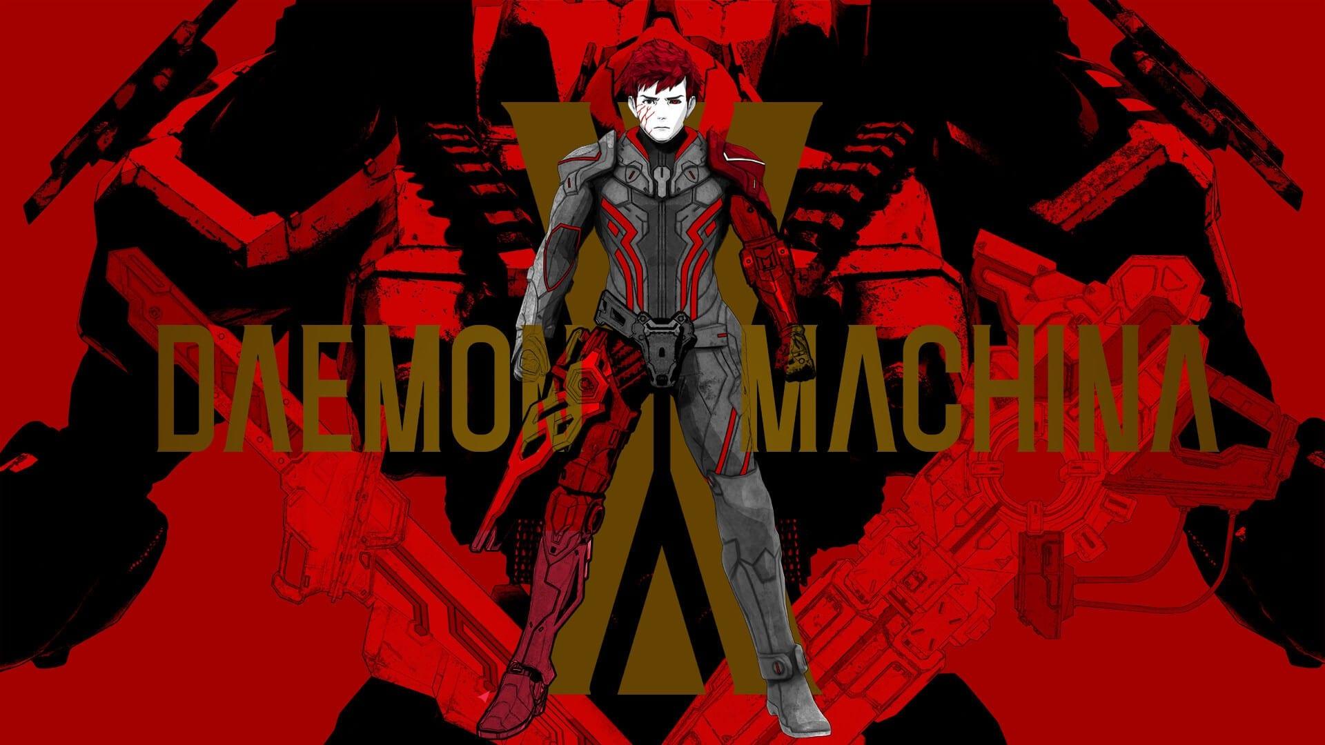 daemon x machina, mercenary rank
