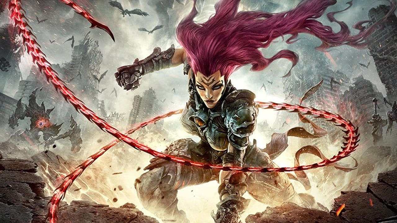 Darksiders 3, How to Change Difficulty