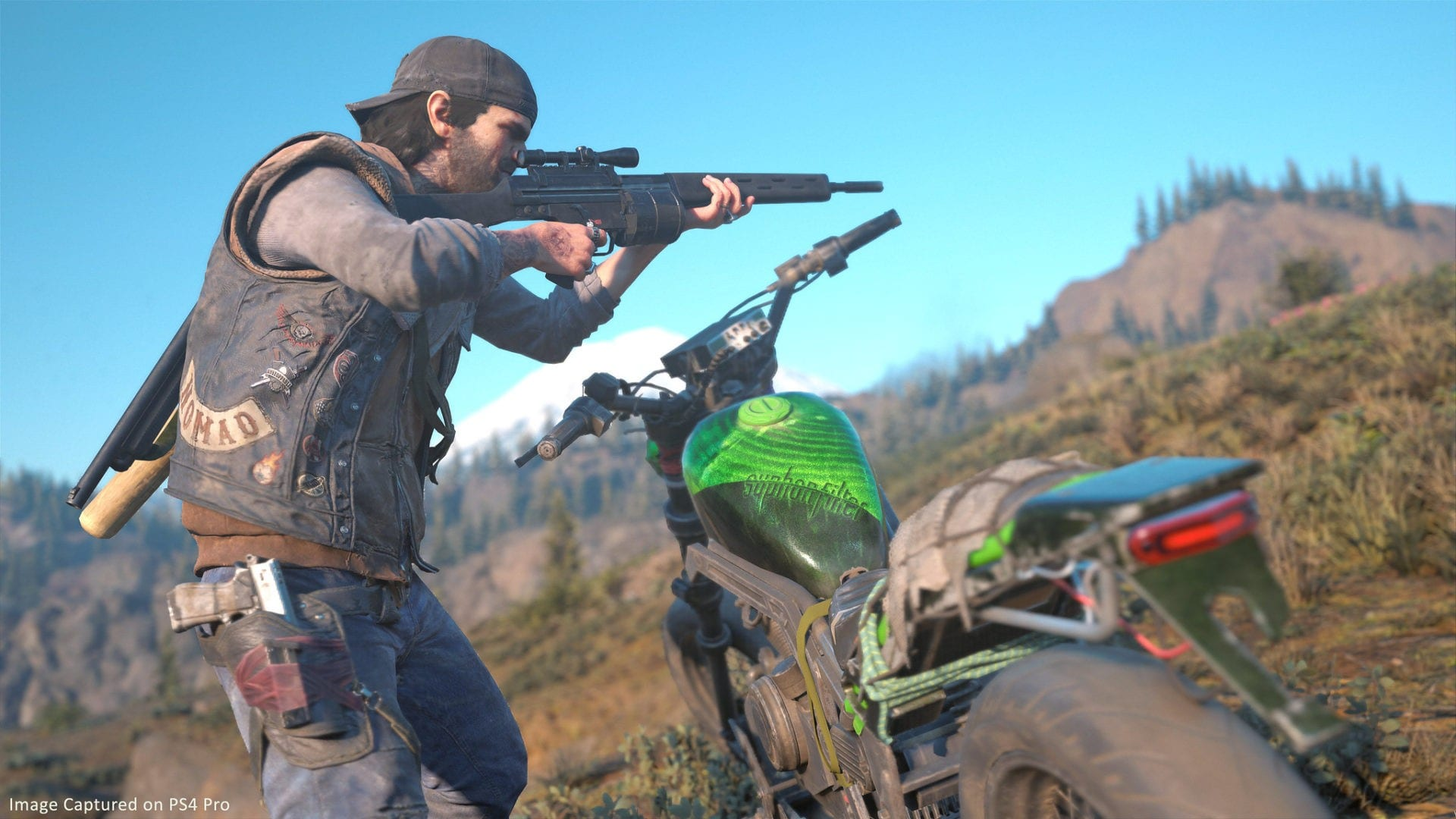 days gone, new game plus