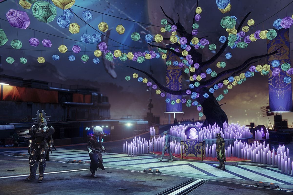festival of the lost, Destiny 2