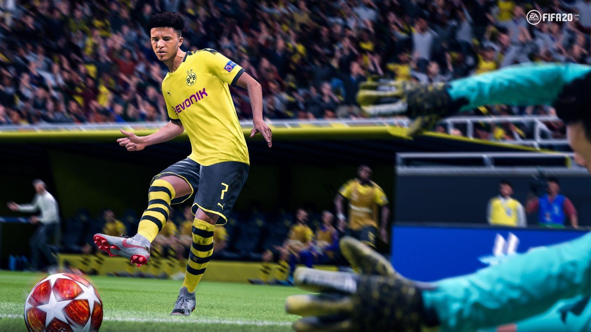 green timed shots, FIFA 20