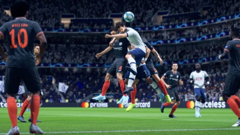 FIFA 20, Timed Finishing