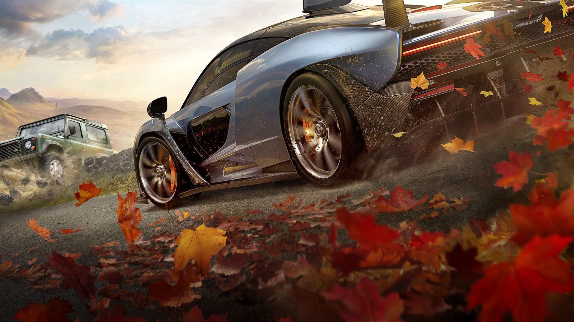 racing games. forza horizon