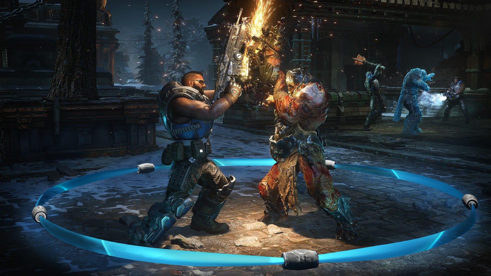 rank, gears 5, ranking system, explained, multiplayer