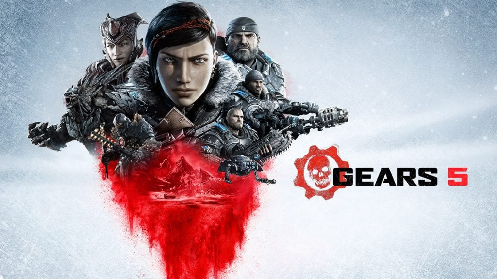 Gears 5, How to Open the Map