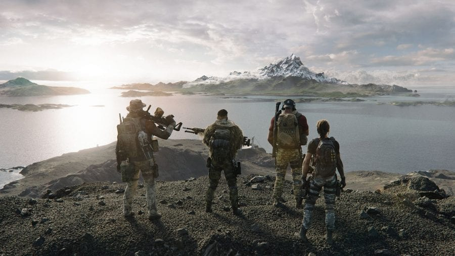 ghost recon breakpoint, cross platform