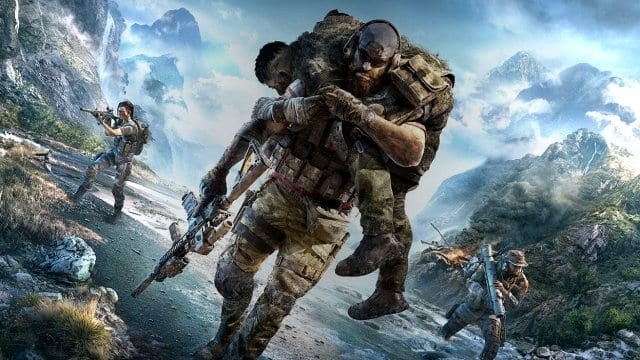 Ghost Recon Breakpoint, How to Sprint and Run Faster