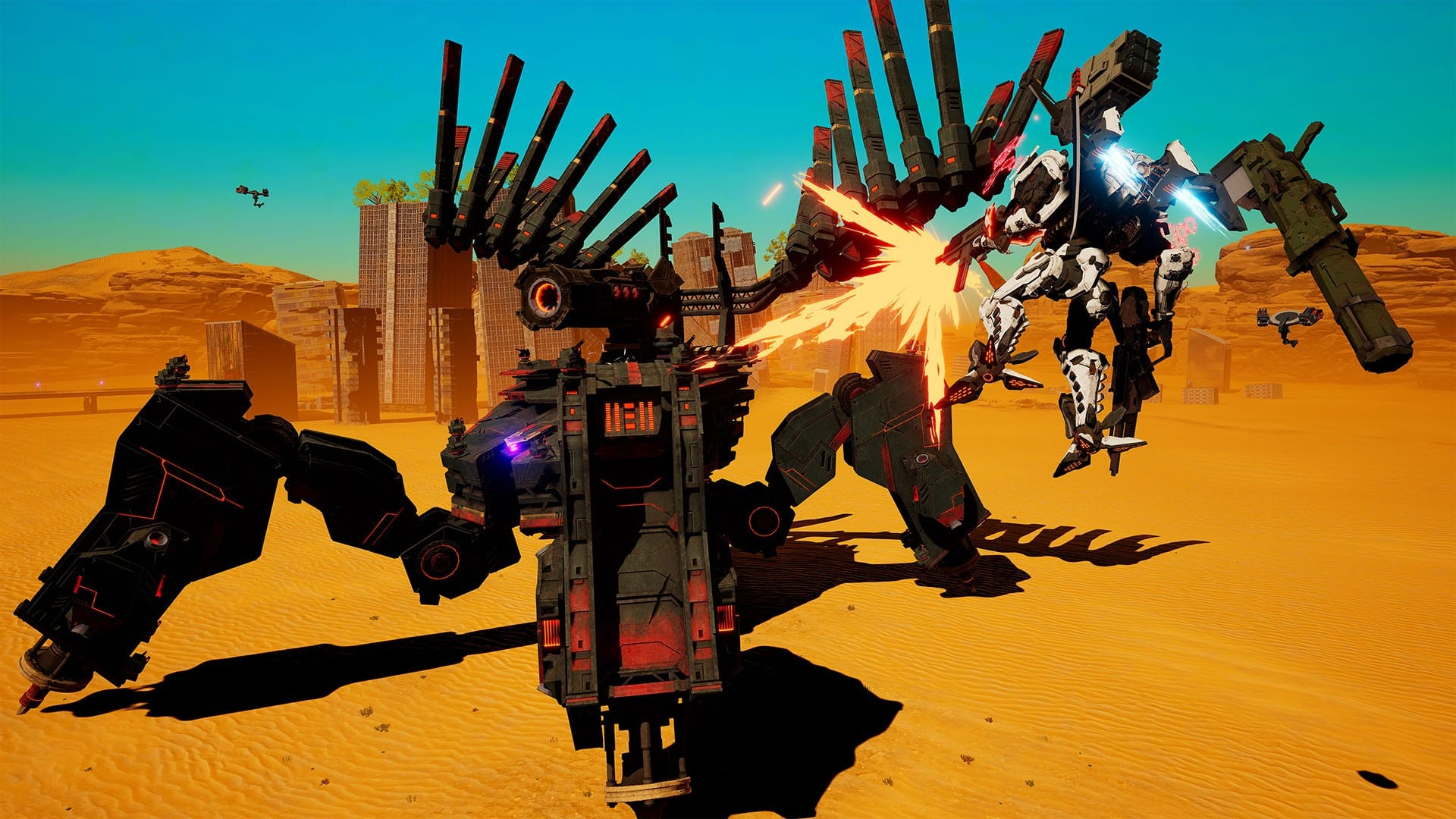 how to save daemon x machina