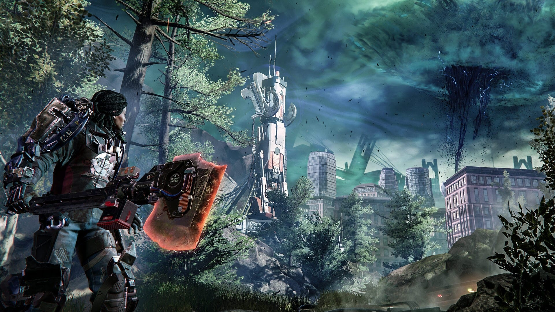 surge 2, new game plus