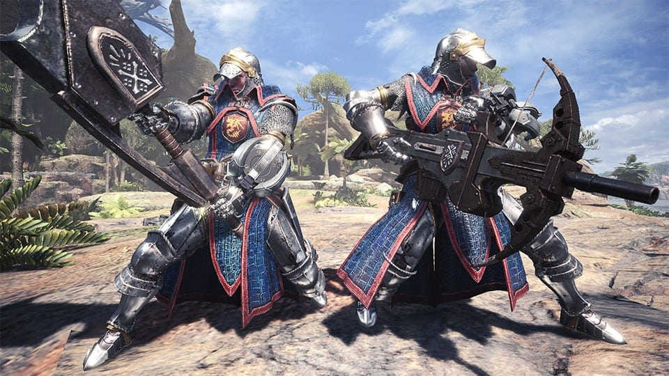 how to get guardian armor set
