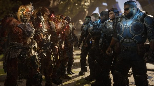 level up fast in gears 5 multiplayer