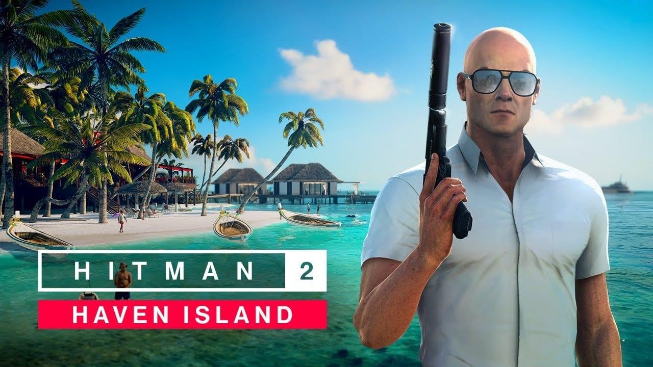 hitman, haven island
