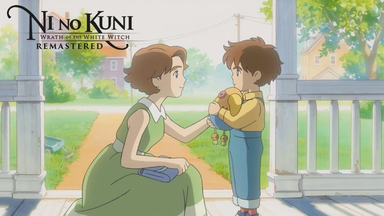 Ni No Kuni, trailer