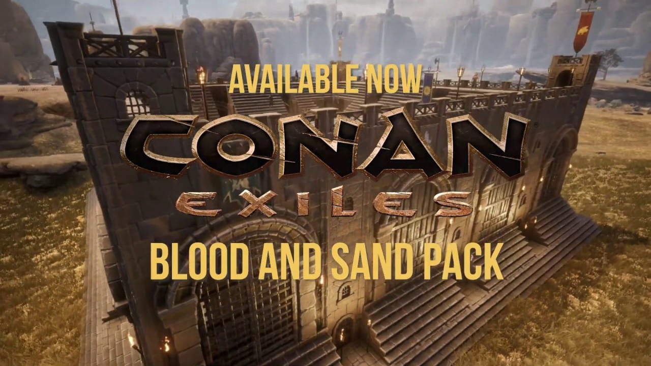 Conan, Blood and Sand