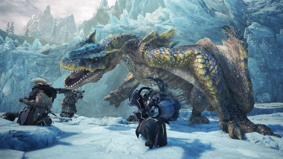 Monster Hunter World: Iceborne, What Hot Springs Do