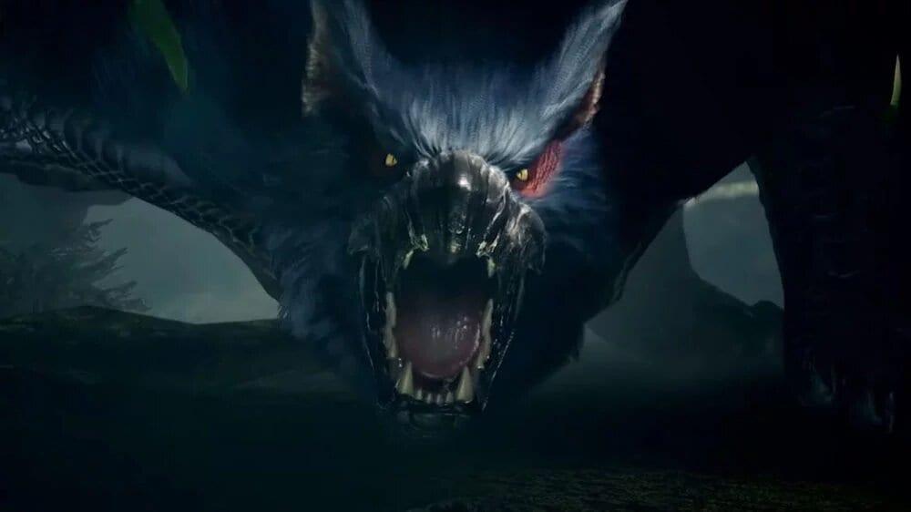monster hunter world, iceborne nargacuga
