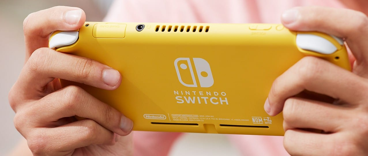 Switch Lite, Nintendo