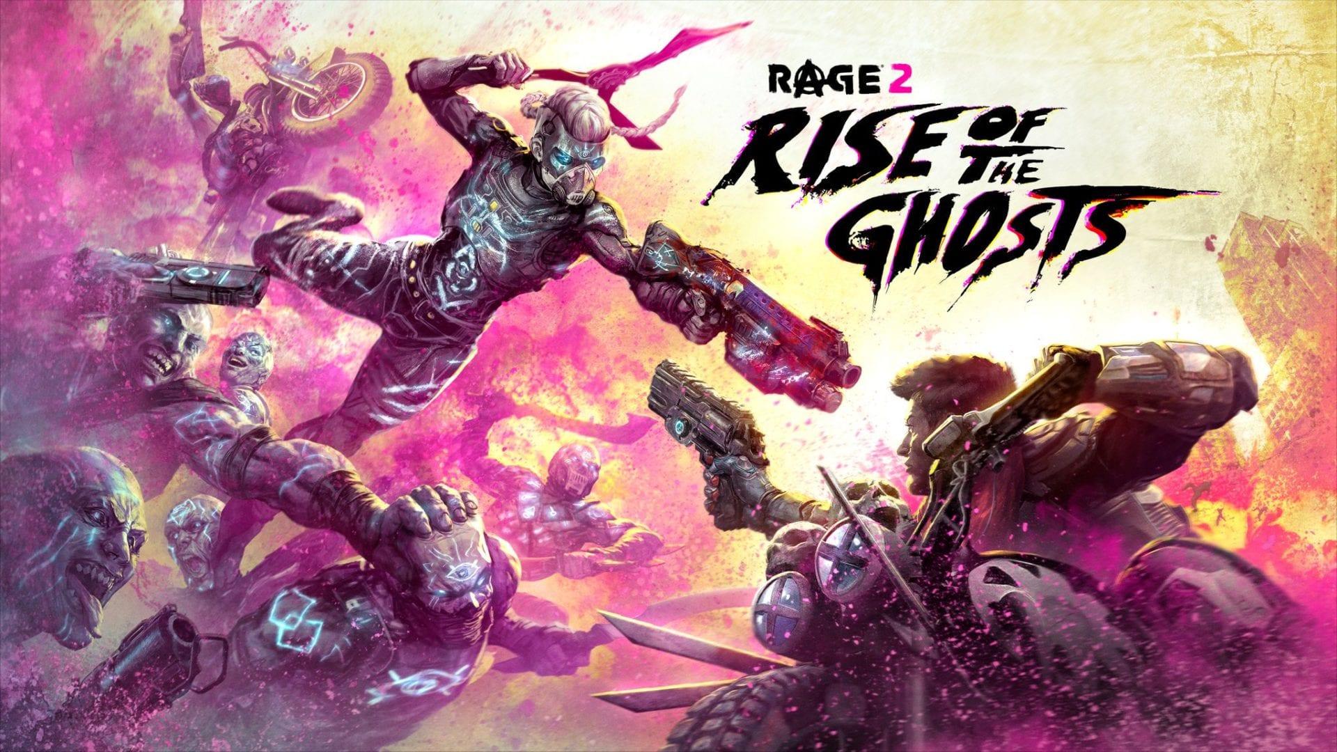 Rage 2 DLC