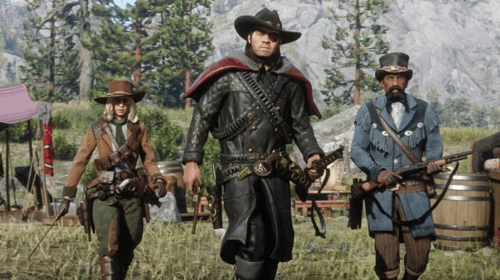 Red Dead online, How to Start All Frontier Pursuit Missions